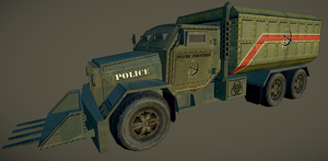 Armored Troop Transport by SniperWolf87