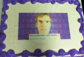 Jacksfilms Birthday Cake! by love4puppi