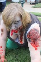 Zombie: Bloody Morsel to Eat by FantasyBri