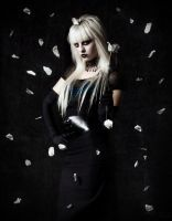 Loriel Andrea - Gothic Flowers by destroyinc