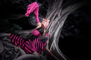 Cheshire Cat of musicland by hardhk28