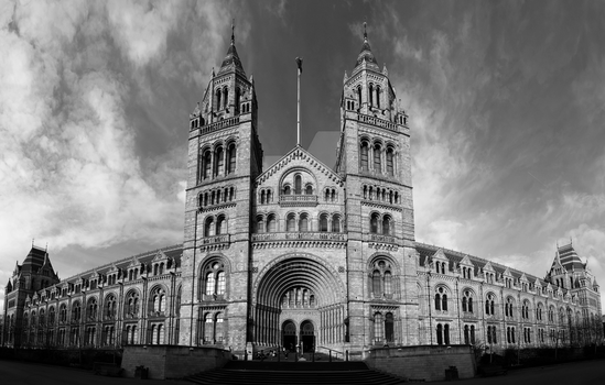 London Natural History Museum by ighy1993