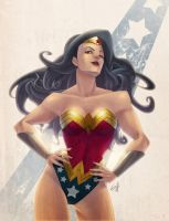 Wonder Woman by E04