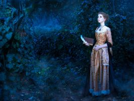 The Lady of the Forest by TheIronRing