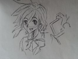 Quick Sakura Hime by TheEponymousImago
