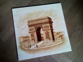 Arc de Triomphe by LucaDeBoa