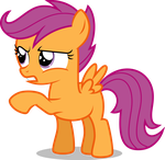 VIP -- Scootaloo's Got Some Bad News... by Drewdini