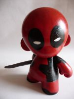 Deadpool Munny by orangeben