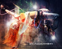 Dancer by alledesign