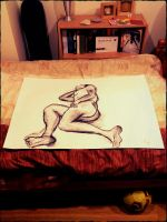 There's a naked man on my bed by ezy94