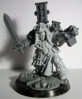 Grey Knight Librarian Convert by chaotea
