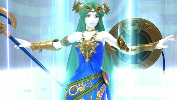 Palutena:  Divine Sanctuary by AdmiralPit