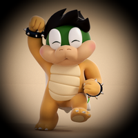 Commission: Nolan Koopa by SmashingRenders