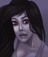 Marceline by ZacharyWolf