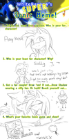 The SUPER Sonic Meme by Klaudy-na