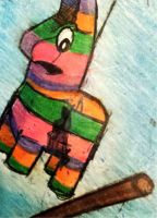Untitled Pinata by Tornay