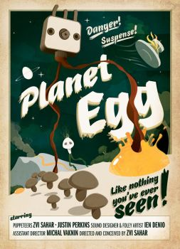 Planet Egg by gabrielthefuzz