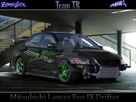 Evo Drifter Team Chop by Zer0Gfx