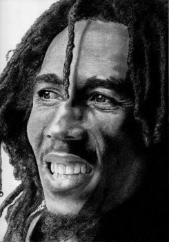 Bob MARLEY by Sadness40