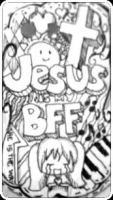 Jesus is my BFF by nekooYuui-cHan