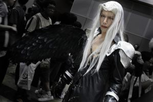 Sephiroth by shionyan