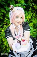 Cup Cake Maid by Anjucosplay