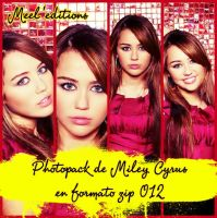 Photopack de Miley Cyrus 012 by MeeL-Swagger