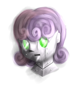 Sweetie Bot by k-the-dragonknight