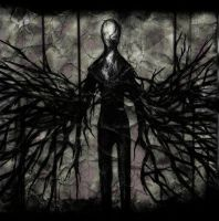 slender man by triatholisk