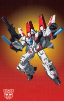 Classics Jetfire by Dan-the-artguy