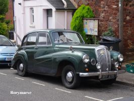 1957 Daimler Conquest DJ250 by The-Transport-Guild
