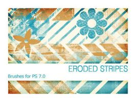 Eroded Stripes PS 7.0 by Pfefferminzchen