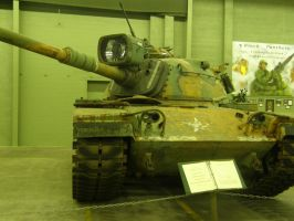 Early M60 Front by PanzerschreckLeopard