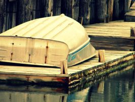 Boat by Beckaphotos