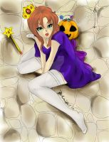 .: happy halloween :. by sexy-kat