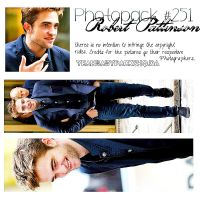 Photopack #251 Robert Pattinson by YeahBabyPacksHq