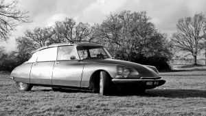 Citroen DS by UdoChristmann
