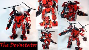 Devastator v3.5 by Deadpool7100