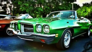 1970's Pontiac Lemans by Marissa1997