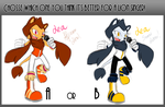 .: OC Character Vote time! (CLOSED) Thank you! :. by PhoenixSAlover