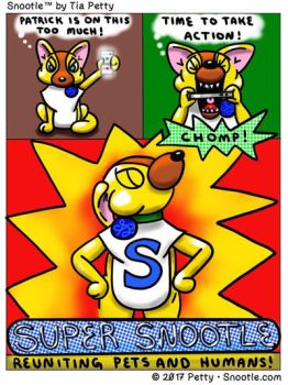 Snootle 20170528 by SnootleComics