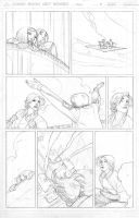 Fables Sample Page 17 by jeffwamester