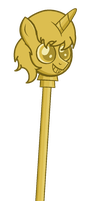 Glitch Cane {REQUEST} by SNlCKERS