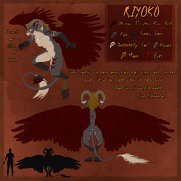 Riyoko Reference 2014 by FireMaster13