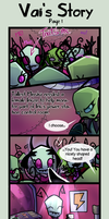 An Irken Comic - Page 1 by enigmatia