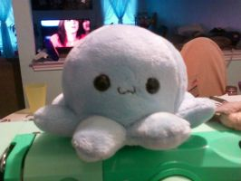 Octopus Plushie Second Prototype by Love-Who