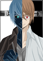 Light Yagami-Kira 'Updated' by Reicandy