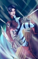 Corporal Levi by Sellenin