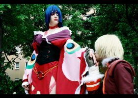 TTGL: Have faith in me. by amyschn