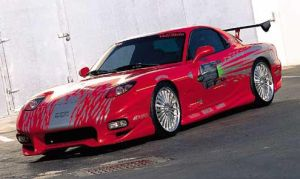 Fast and the Furious RX7 by trdnsmokars